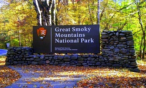 great smoky mountains national park - someplace I want to take the family for vacation one day.