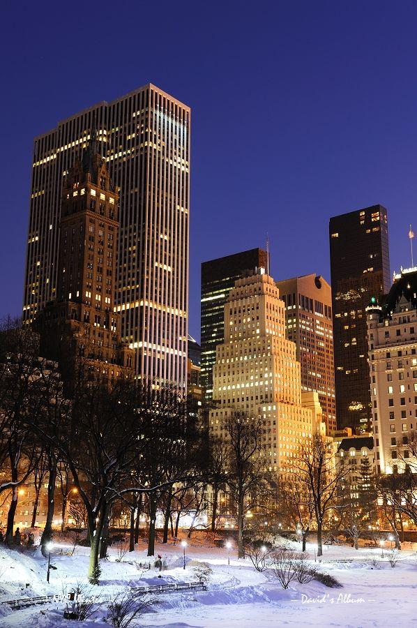New York City, Manhattan Central Park @ Night Flickr