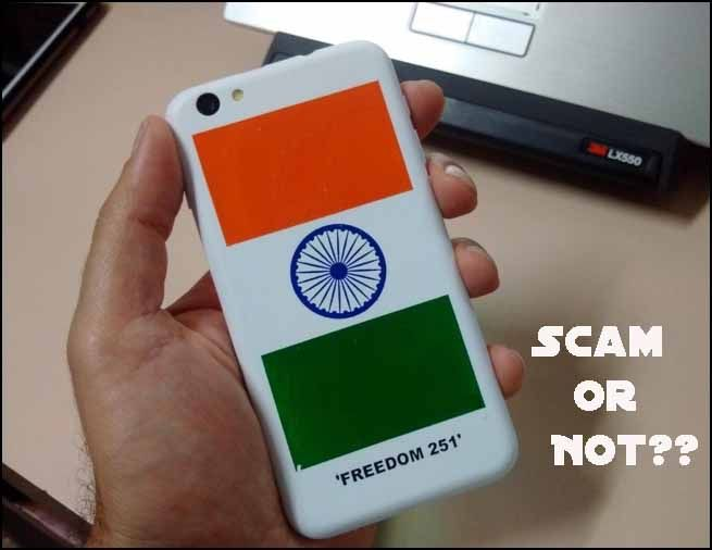 Freedom 251 – Cheapest Phone But Biggest Scam