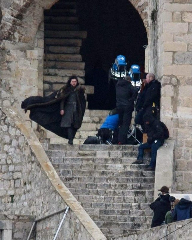 New Game Of Thrones Season 8 Filming News And Spoilers Video Is Up
