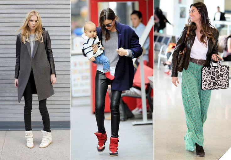 Como usar Tênis Sneaker, Combinações de Moda