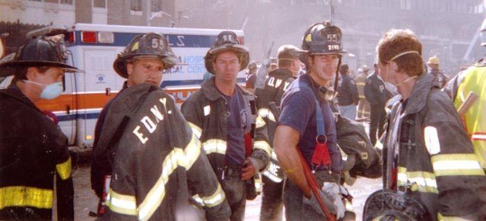 Steve Buscemi in 9/11