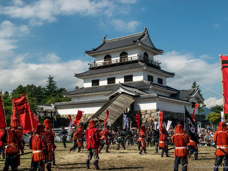 Shiroishi Battle Festival. Onwards!