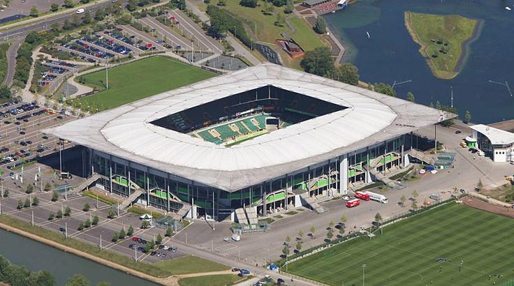 Volkswagen Arena - VFL Wolfsburg