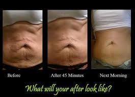 This is a result after one wrap!  Getskinnyandthatsawrap.myitworks.com/home