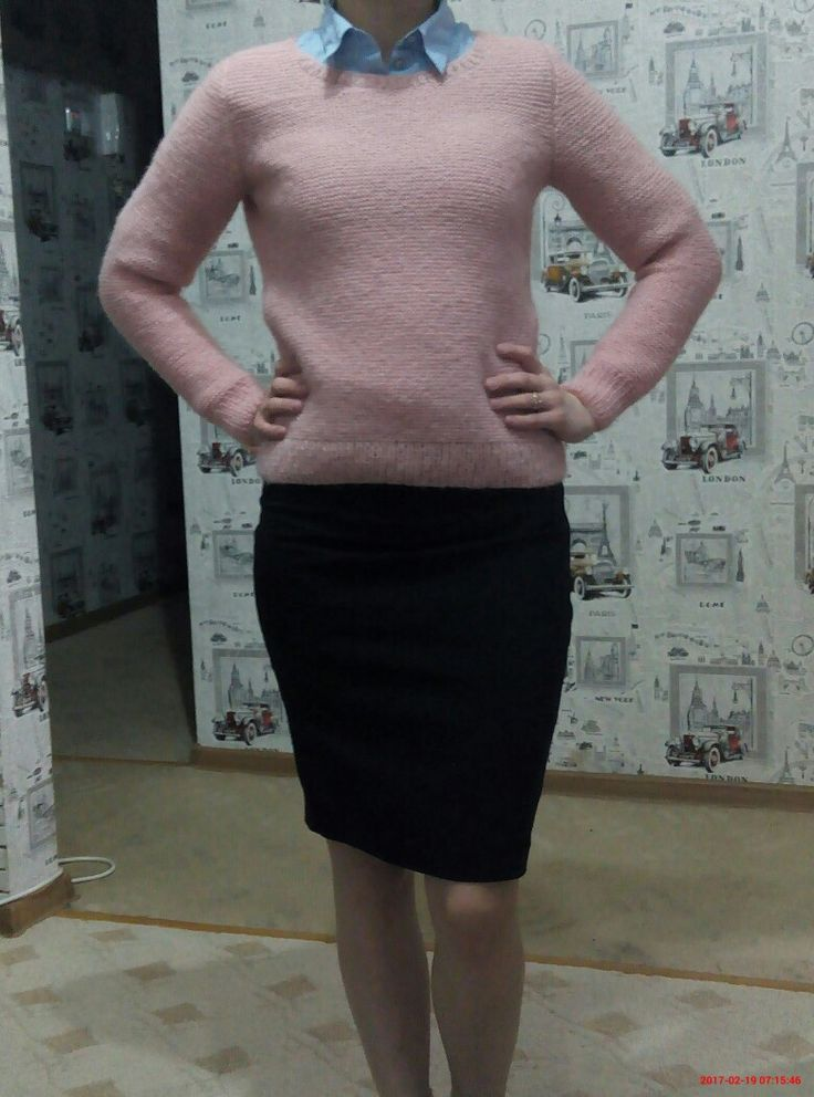 #Sweater#pink#handmade#knitting#skirt #вязание#свитер#джемпер#платочнаявязка