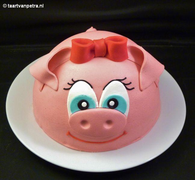 biggetjes taart mmmm