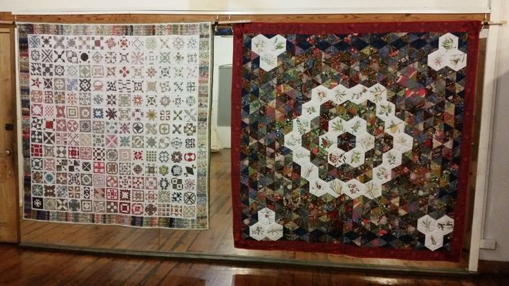 Handmade quilts by Khim Yue