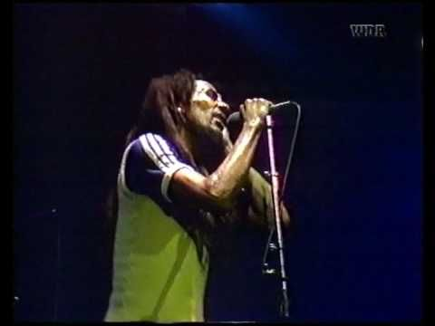 Bob Marley | 05 - War-No More Trouble | Live In Dortmund Germany 1980 - YouTube