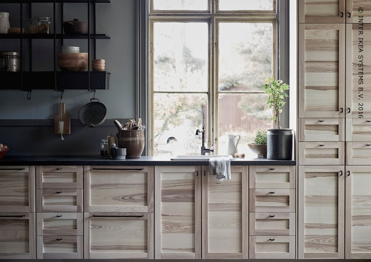 105 best images about cuisines on pinterest coins tes and armoires. Black Bedroom Furniture Sets. Home Design Ideas