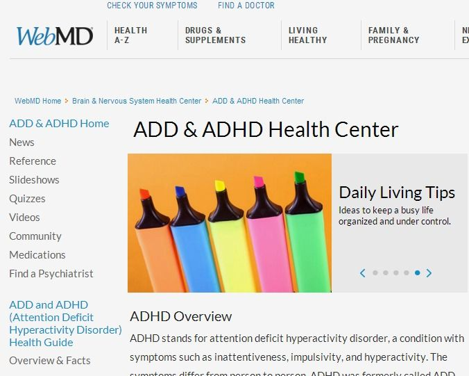 126 best ADHD Websites and blogs images on Pinterest | Add adhd, Adult adhd  and Anxiety awareness