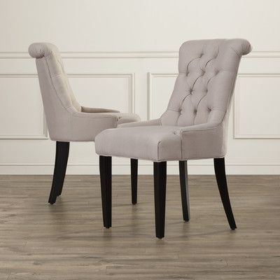 Darby Home Co Allensby Upholstered Dining Chair In 2019