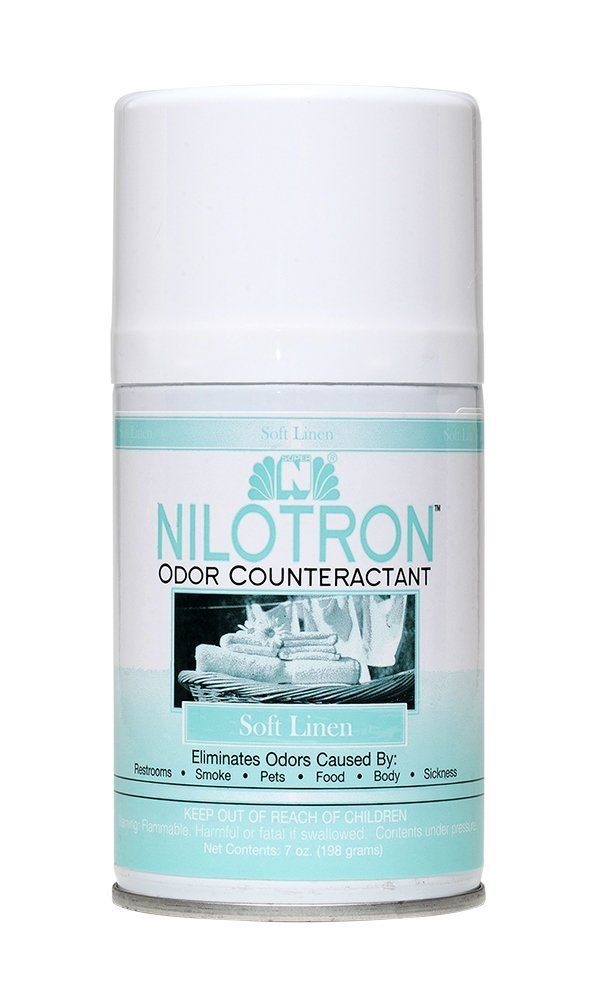 Nilodor Nilotron Aerosol Refill Soft linen >>> Read more  at the image link. (This is an affiliate link and I receive a commission for the sales)