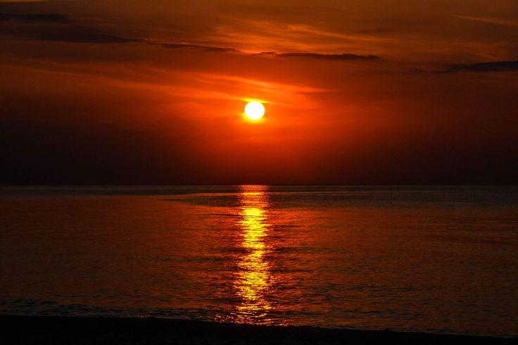 By The Polish Seaside, Sunset    EPepa.eu