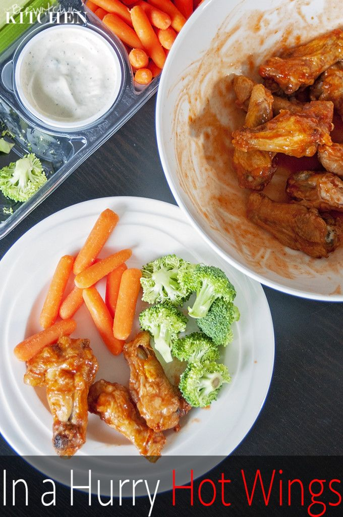 how to cook hot wings in air fryer