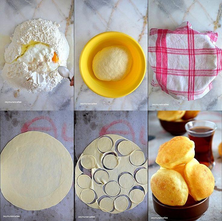 pişi hamur kızartması nasıl yapılır pişi yapımı, kahvaltıya pişi tarifi ve yapılışı, pişi hamuru nasıl yapılır