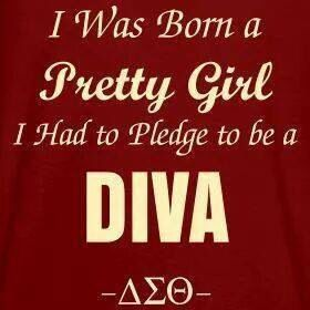 Delta Sigma Theta Sorority, Inc.  The ONLY Way