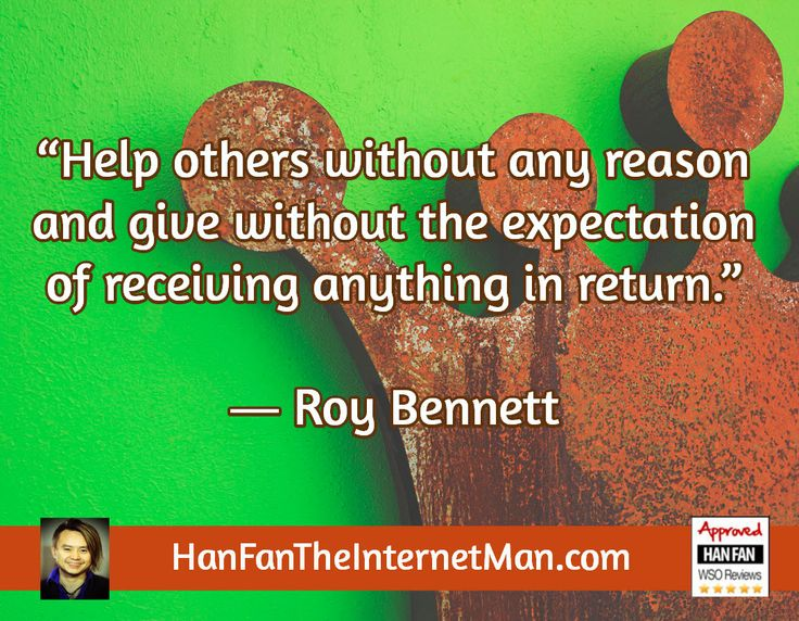 Help others without...  Sign Up For Your Daily Tips, Early Bird Special, Coupons & Bonus! HERE: http://hanfanapproved.com/hfslc/getYourEarlyBirdSpecialHERE/  Check Out Our New TV Channel: http://HanFanTheInternetManTV.com  Vimeo Us: https://vimeo.com/channels/hanfantheinternetman Friend Us: https://vimeo.com/hanfantheinternetman Like us: https://www.facebook.com/HanFanTheInternetMan Follow Us: https://twitter.com/HanFanTheMan Connect with us: https://www.linkedin.com