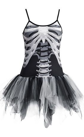 Create Your Own Women's Skeleton Costume Accessories - Party City