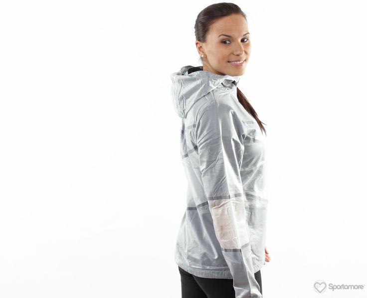Nike - Cyclone Jacket - Jackor - Vit/Svart/Röd - Dam | www.sportamore.se | Sportamore.se - Kläder Träning & Gym