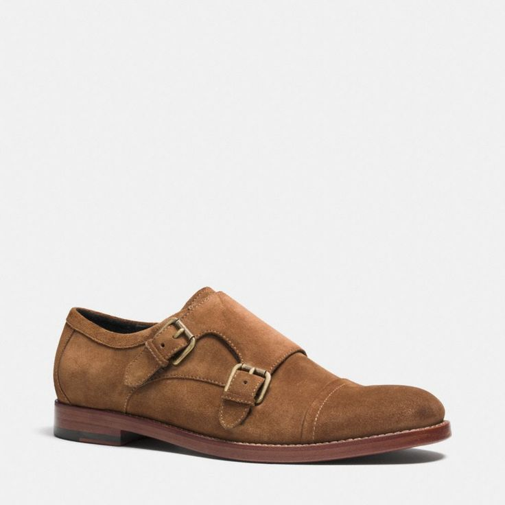 The Alexander Monkstrap from Coach
