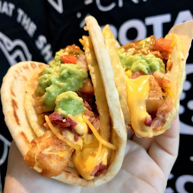 [I ate] Naked Egg Breakfast Tacos