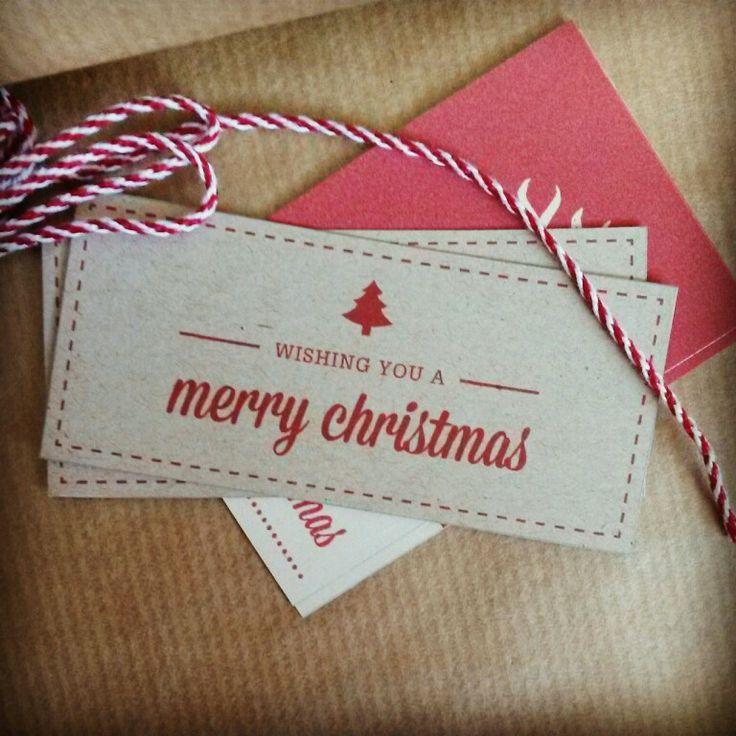 Christmas Gift Tags #christmas #tags #gifts