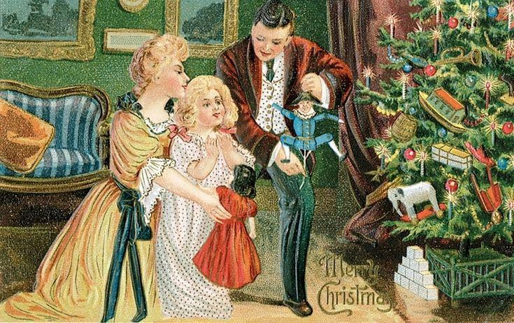 Ретро открытки 19 век, сентября