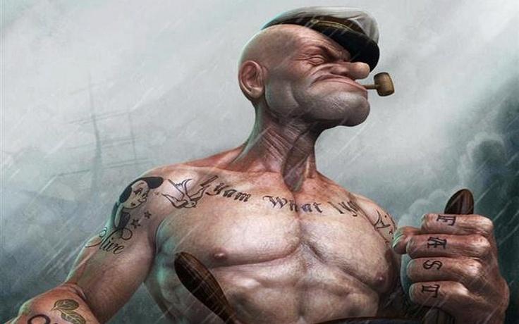 Character Art Sailors Man Real Life The Real Illustration Digital
