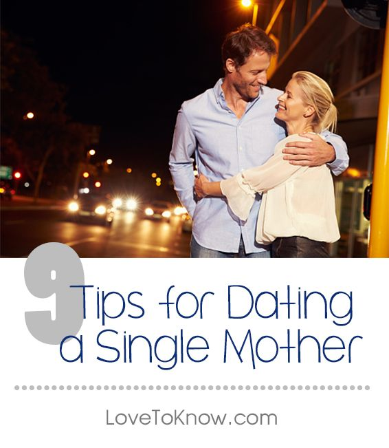 Dating single moms is a bad idea