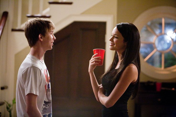 Thomas Mann Stars As Thomas And Alexis Knapp Stars As Alexis In Warner Bros Pictures Project X 2012 Alexis Knapp X Picture Projects