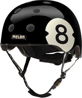 """Melon-Helm im Wert von bis zu 100 Euro mit dem eBikeNews-#Adventskalender gewinnen! Zum Beispiel den 8-Ball #Helm von #Melon. Beantworte die Frage """"Woran erinnert dieser Melon-Helm?"""" und nimm an der Verlosung teil. Hier gehts zum Adventskalender http://ebike-news.de/adventskalender #fahrrad #ebike #gewinnspiel"""