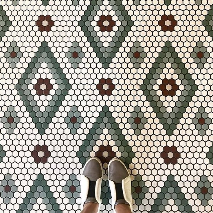 """2,452 Likes, 3 Comments - I Have This Thing With Floors (@ihavethisthingwithfloors) on Instagram: """"Matching colours. Photo by @floorsandflowers #ihavethisthingwithfloors #tiles #matching #colours"""""""