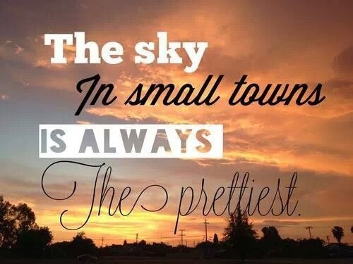 """The tiny dude and I go out to look at the sky before dinner every night that it's clear.  Wouldn't trade our """"middle of nowhere, out in the sticks"""" beautiful sky for anything."""