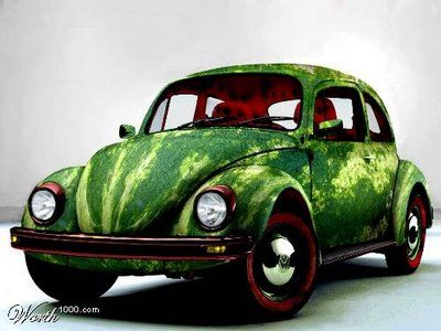 Google Image Result for http://www.whataboutwatermelon.com/wp-content/uploads/2009/06/watermelon-vw-art-car.jpg