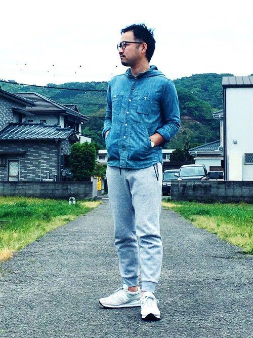 Shintarowfresh|And Aのシャツ・ブラウスを使ったコーディネートWEAR