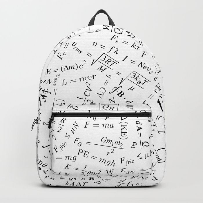 Equation Overload II Backpack