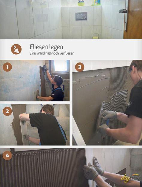 Viac ako 25 najlepších nápadov na Pintereste na tému Fliesen legen - fliesenspiegel küche selber machen