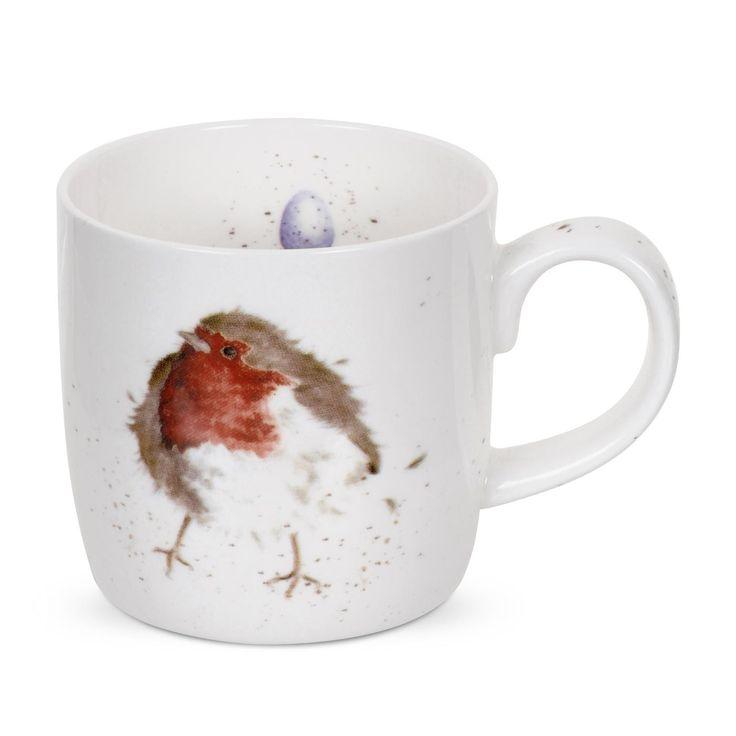 Royal Worcester Wrendale Garden Friend Mug Available @ Li'l Treasures $20 - Australian Store.
