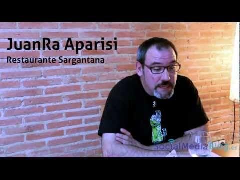 Cómo utiliza las redes sociales un restaurante 2.0 - Restaurante Sargantana
