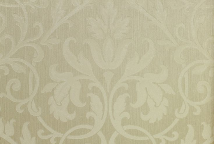 330645 goud klassiek bloemen barok behang