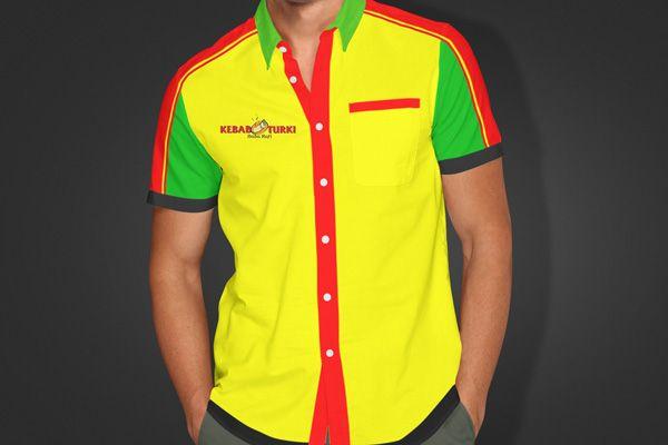Design Tshirt Baba Rafi Clothes Design Corporate Uniforms Design