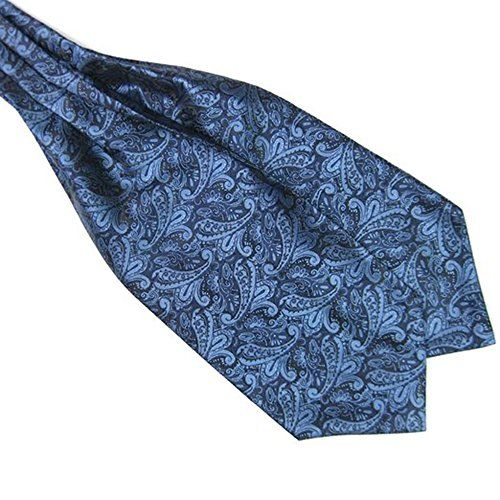 Livecity® Men's Cravat Silk Blend Ascot Tie Wedding Neckt... https://www.amazon.co.uk/dp/B01N0HK5ON/ref=cm_sw_r_pi_dp_x_KNFlzbXQCKRFE