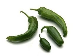 Heirloom Serrano Hot Pepper Seeds | Grow Serrano Hot Peppers