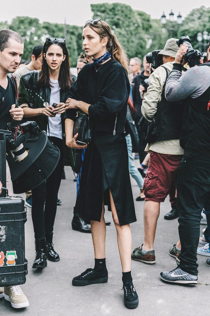 Street Style Alta Costura/Paris July 2016 | @andwhatelse