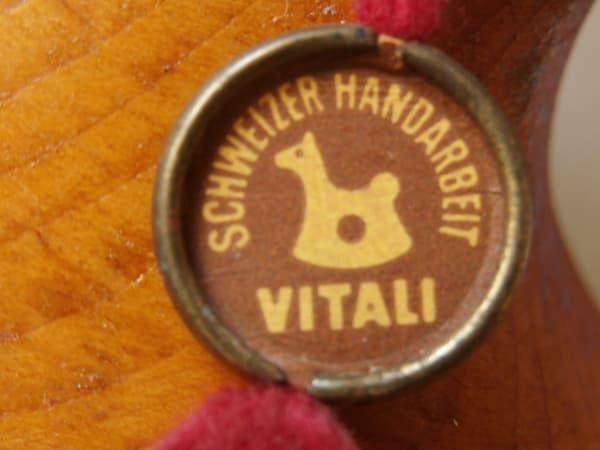 Vitali's trademark.