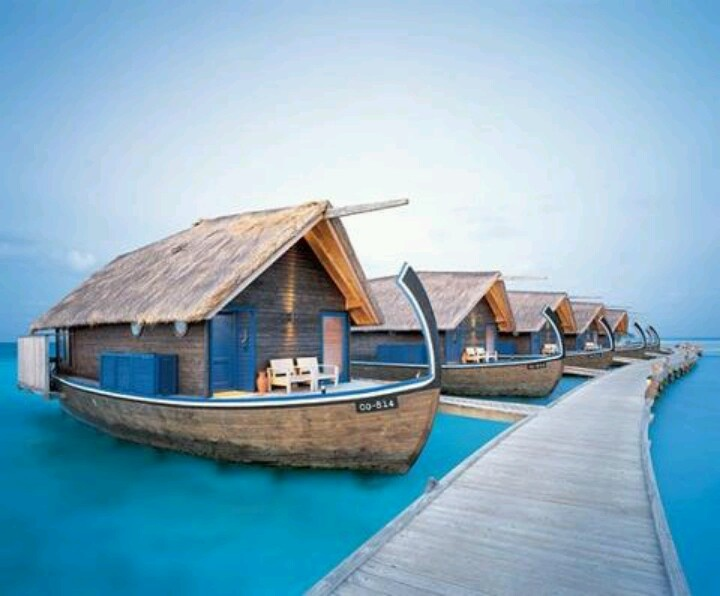 My Idea Of A Houseboat