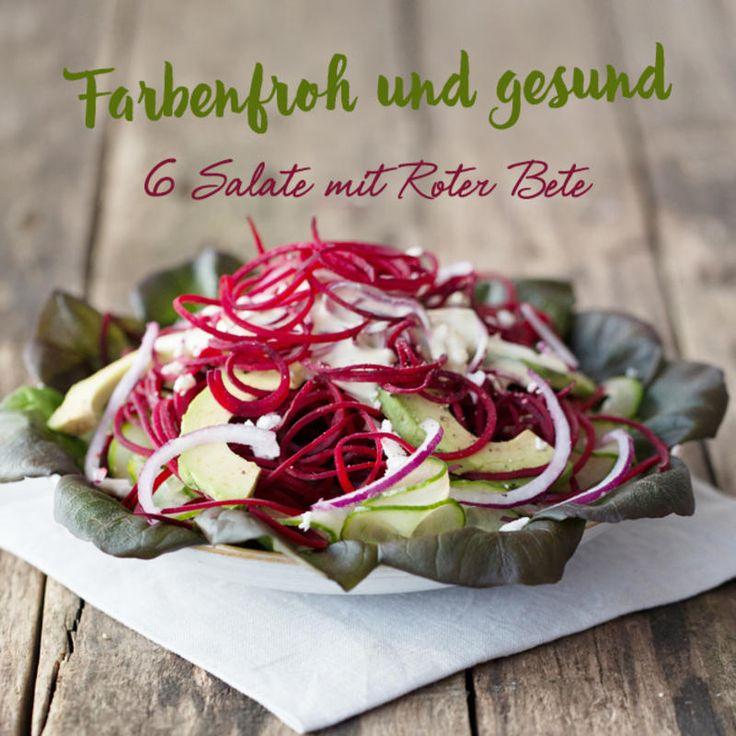 Salate winter rezepte