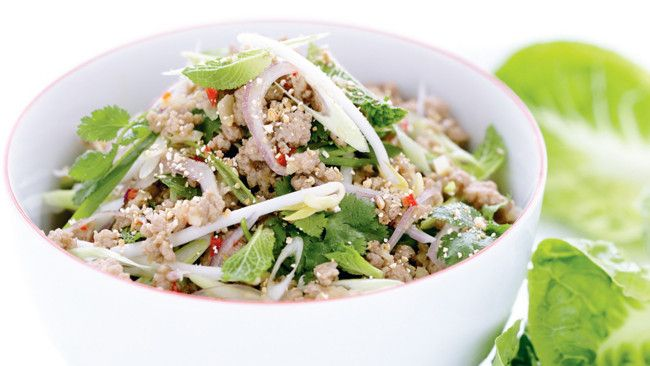 Thai larb | Thai | Pinterest