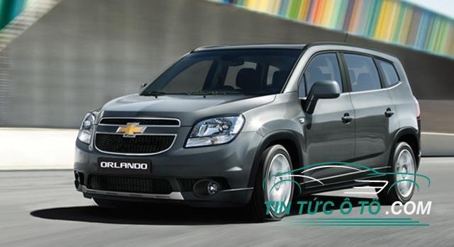 xe Chevrolet Orlando